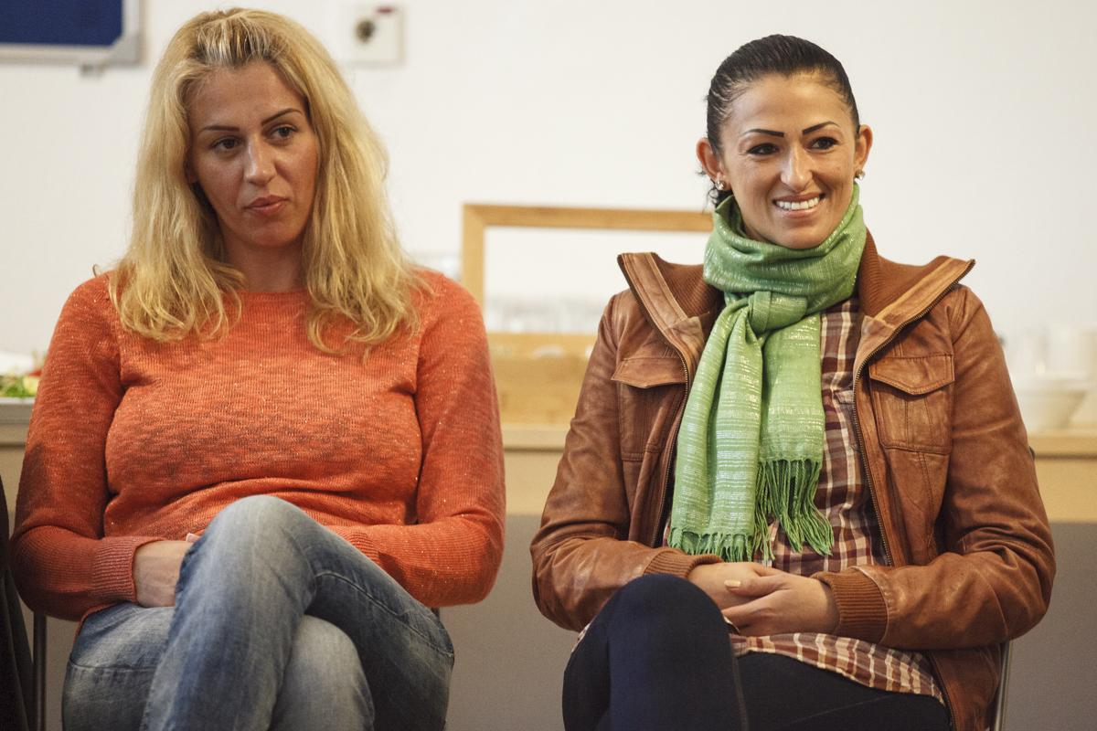 Sinti und roma frau kennenlernen